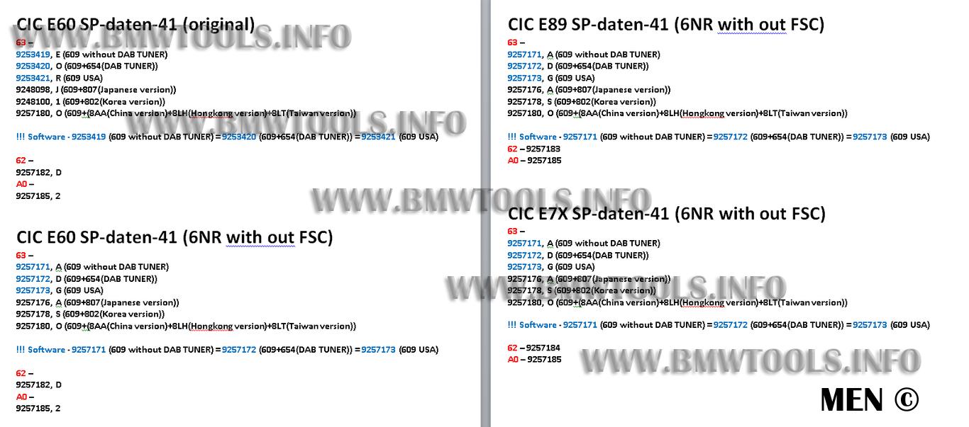 инструкция по установке навигация cic bmw форум